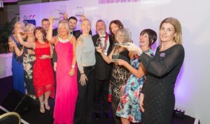 East Renfrewshire Business Awards 2017 Female Winners