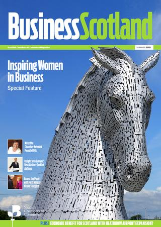 BusinessScotland Magazine