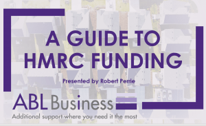 Title of 10 minute talks about HMRC funding