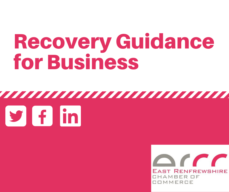 Covid-19 Business Recovery information